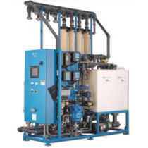 Process water purification unit