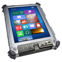 """Ultra-rugged tablet PC / touch screen / 10.4"""" / Intel® Core i5 5200U"""