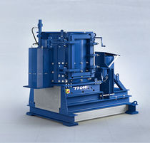 Chain mill / vertical / for organic waste / food