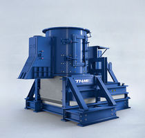 Impact crusher / stationary / vertical-axis