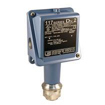 Vacuum pressure switch / differential / explosion-proof / compact