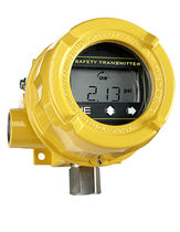 Electronic pressure switch / for fluids / explosion-proof / digital