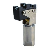 Bellows pressure and vacuum switch / standard / compact
