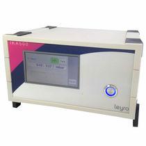 Digital pressure indicator / differential pressure / laboratory / calibration