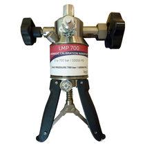 Manual calibration pump / hydraulic / high-pressure
