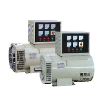 Three-phase alternator / brushless / AC voltage / generator