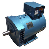 Three-phase alternator / AC voltage / generator / for lighting