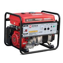 Three-phase generator set / single-phase / gasoline engine / portable