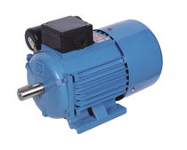 Single-phase motor / induction / air-cooled / IP44