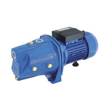 Clear water pump / with electric motor / centrifugal / self-priming