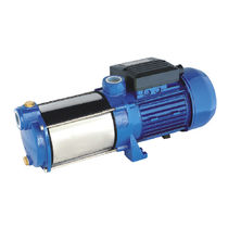 Clear water pump / oil / with electric motor / centrifugal