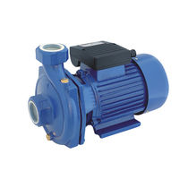 Clear water pump / with electric motor / centrifugal / agriculture