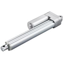 Electric cylinder / compact / DC / with parallel motor