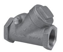 Swing check valve / Y