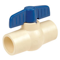 Ball valve / for water / manual / distribution