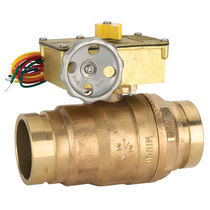 Ball valve / for water / manual / control