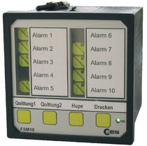 Parameterizable fault annunciator / compact