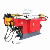 Electric bending machine / for tubes / semi-automatic