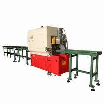 Circular sawing machine / for steel / CNC / automatic