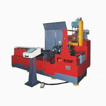 Circular sawing machine / for aluminum / high-speed / automatic