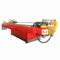 Hydraulic bending machine / for tubes / automatic / 10-axis