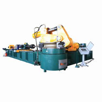 Electric bending machine / for tubes / CNC / automatic