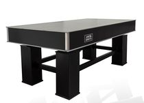 Solid optical table / vibration damping