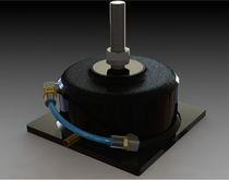 Air conditioning foot / rubber / leveling / anti-vibration