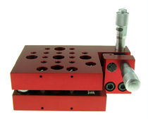Tilt stage / single-axis / 2-axis / precision
