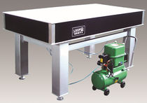Fine optical table / vibration damping