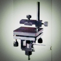 Rotary stage / tilt / 3-axis / compact