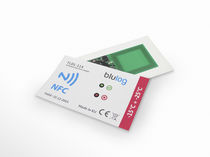 Temperature data-logger / NFC / compact / programmable
