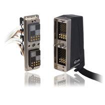 Data connector / USB / rectangular / locking