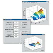 Estimate software / modeling / statistical analysis / financial management