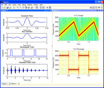 Signal processing software / design