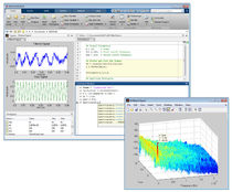 Data analysis software / test / creation / measurement