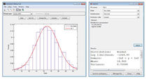 Modeling software / analysis / statistical