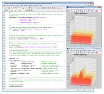 Rapid prototyping software / signal processing / design / visualization
