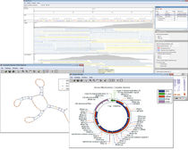 Visualization software / analysis / for mass spectrometry