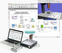 Rapid prototyping software / simulation / desk top / real-time
