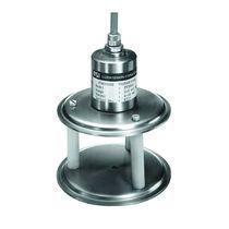 Hydrostatic level sensor / for liquids / for slurry / stainless steel