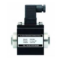Differential pressure transmitter / thin-film / ceramic / analog