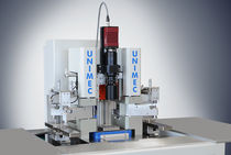 Automatic assembly machine / semi-automatic / electronics / for watchmaking