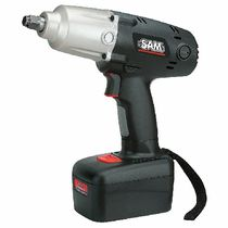 Electric impact wrench / pistol model / cordless