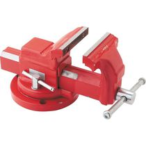 Manual vise / interchangeable jaws