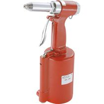 Manual riveter / pneumatic / for blind rivets / floor-standing