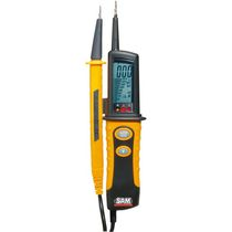 Electric tester / detector / digital / multifunction