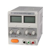 AC/DC power supply / regulated / benchtop