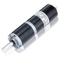 DC gear-motor / coaxial / planetary / single-stage