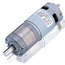 DC gear-motor / coaxial / planetary / precision